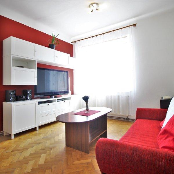 OV 2+1, ul. Tučkova, Veveří, CP 57 m2, startovní bydlení nebo jako investice