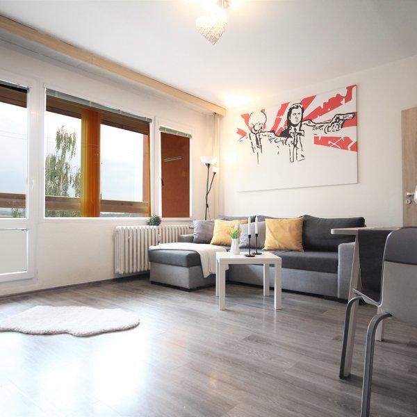 Prodej bytu 2+kk 50 m2 po rekonstrukci