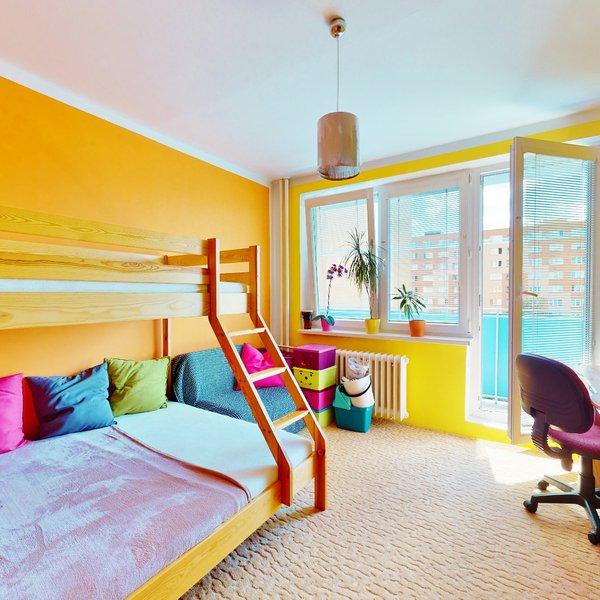 Prodám družstevní byt 2+1, 63m2, Františka Hajdy, Ostrava