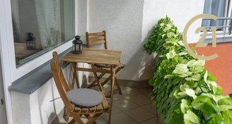Moderní nezařízený byt v novostavbě s lodžií, volný od 1.10.2020