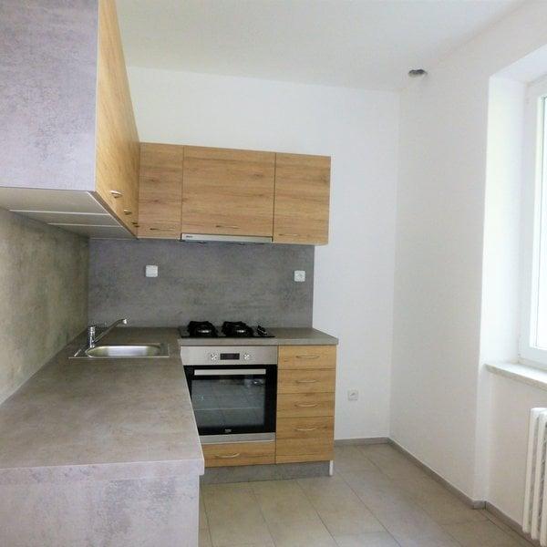 Pronájem bytu 3+1/balkon, ul. Mitušova, Ostrava - Hrabůvka