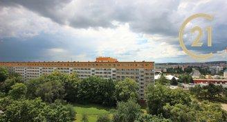 Rekonstruovaný byt 2+1 s lodžií, Lesná