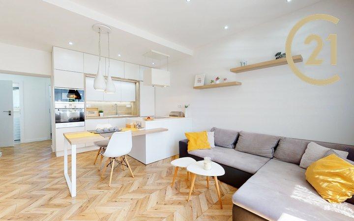 Prodej krásného bytu 2+kk Ostrava - centrum na ulici Verdunská