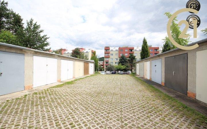 Prodej, Garáže, 18m² - Brno-Bystrc