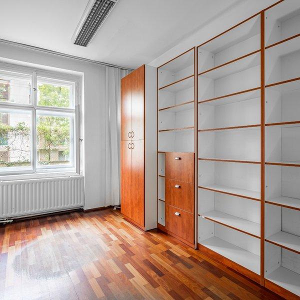 Pronájem, Kanceláře, 89m² - Praha - Vinohrady Hradešínská