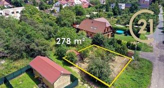 Prodej, Pozemky pro bydlení, 278m² - Praha - Uhříněves