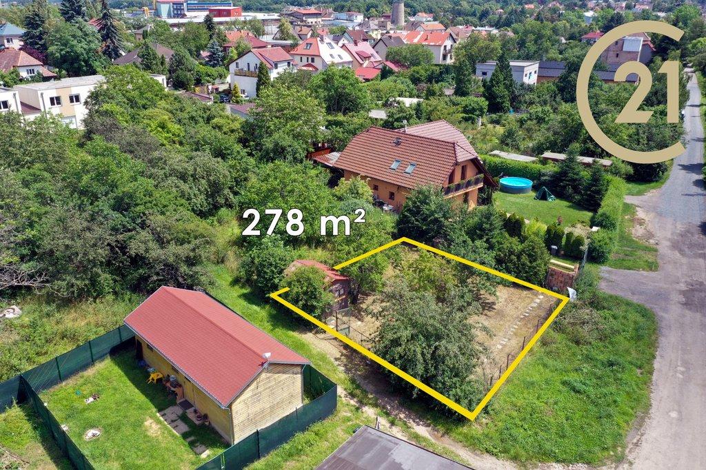 Prodej, Pozemky pro bydlení, 278m² - Praha -