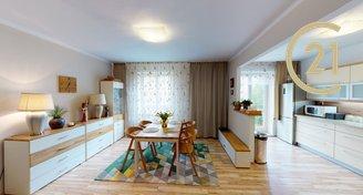 Prostorný  byt 3+1/balkon, Ostrava-Poruba