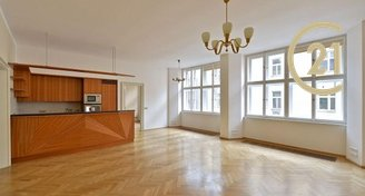Pronájem, Byt 3+kk, 111 m² - Praha 1