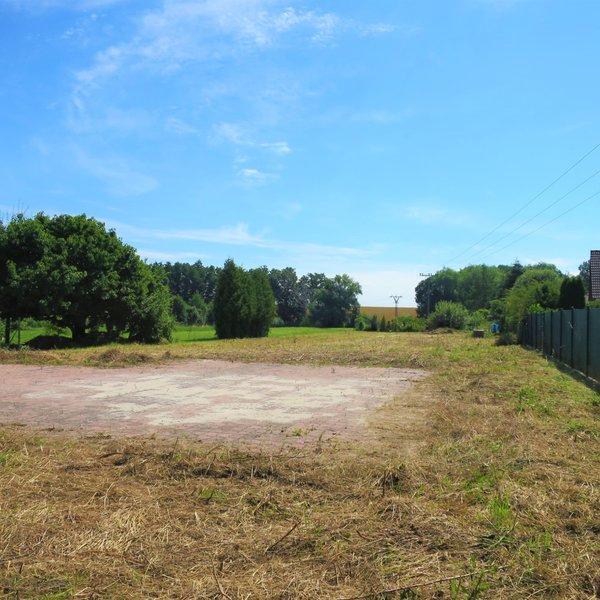 Prodej stavebního pozemku Čepí