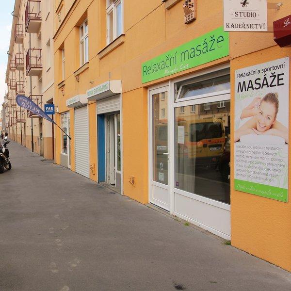 Pronájem komerčních prostor 25 m2, Bělohorská, Praha