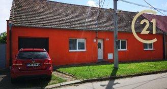 Rodinný dům 100m², i jako chalupa, pozemek 1707m² - Sedlec u Mikulova
