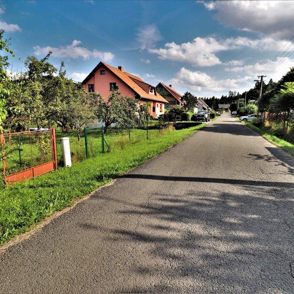 Prodej, stavebního pozemku pro bydlení Zlaté Hory