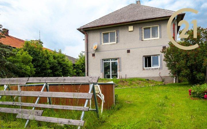 Prodej statku/rodinného domu, Starojická Lhota