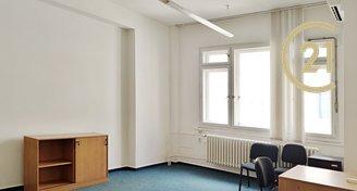Pronájem kanceláře, 27 m² Opletalova, Praha 1