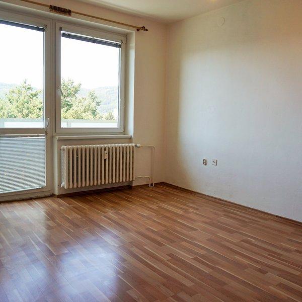 Prodej bytu 1+1 s lodžií, 34m², Blansko
