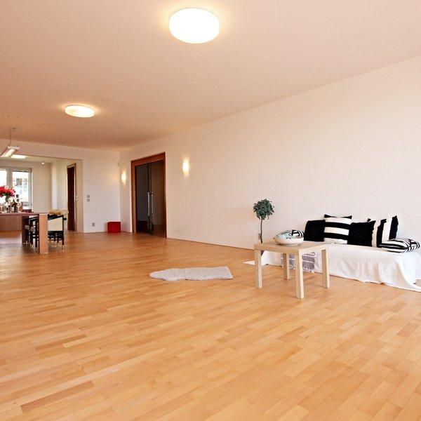 Nadstandardní byt 5+kk, sauna, terasa, 2x garážové stání, Brno-Líšeň