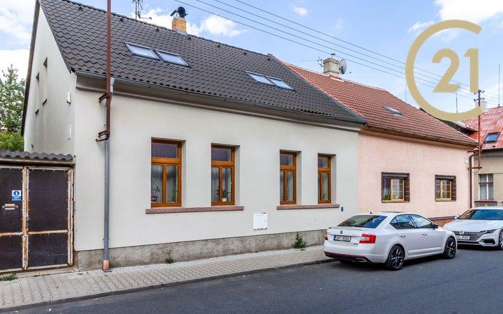 Pronájem, Rodinný dům, 135m² - Kladno - Kročehlavy