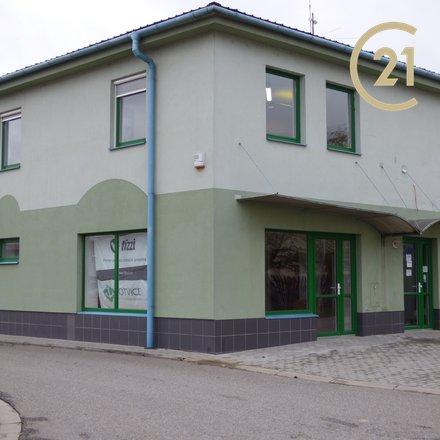 Pronájem nebytových prostor, Bílanská ul., Kroměříž