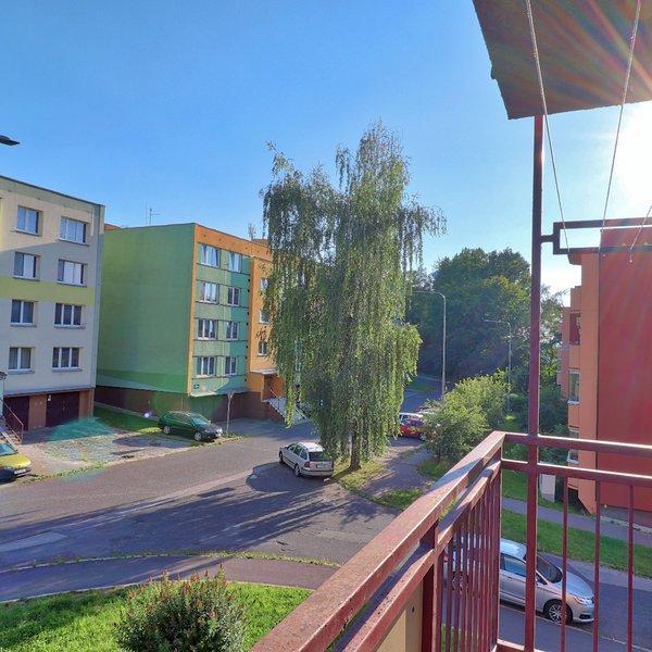 Pronájem bytu 2+1, 60 m², Ostrava - Výškovice