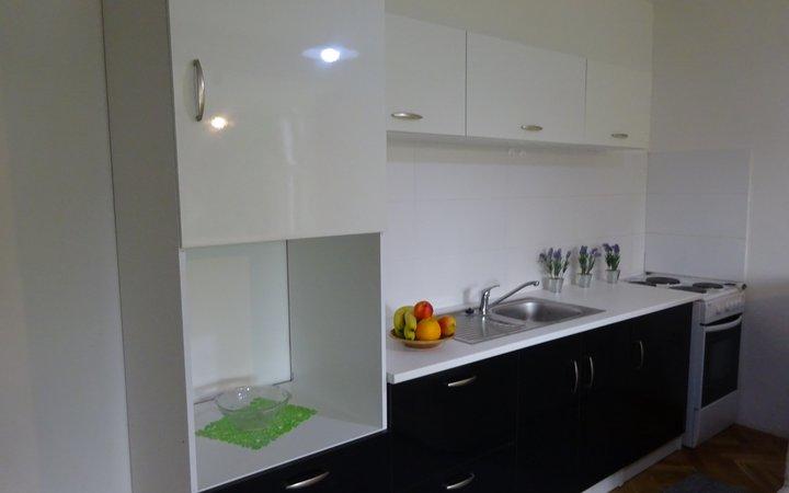 Pronájem bytu 1+kk, 25m² v RD s terasou a zahradou - Holešov