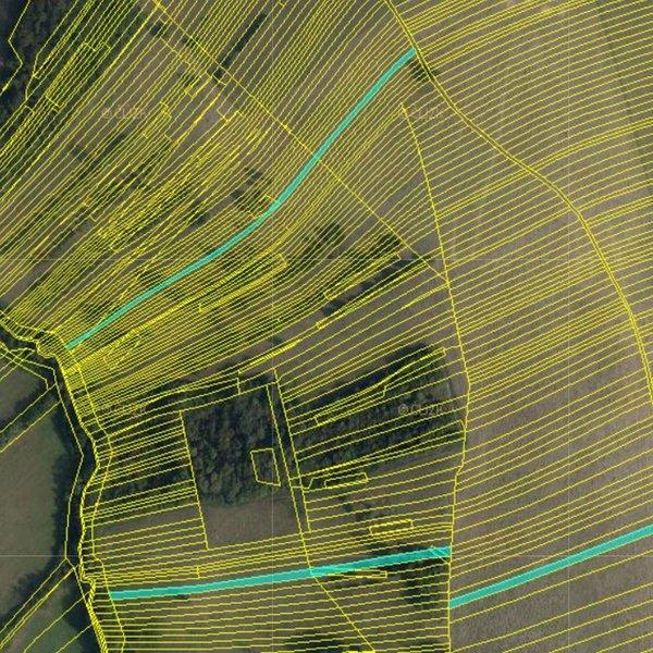 Prodej zemědělských pozemků 5 326 m², k.ú. Suchov, Velká nad Veličkou okres Hodonín