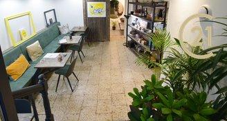 Pronájem kavárny se zahrádkou, 50m² - Praha - Vinohrady