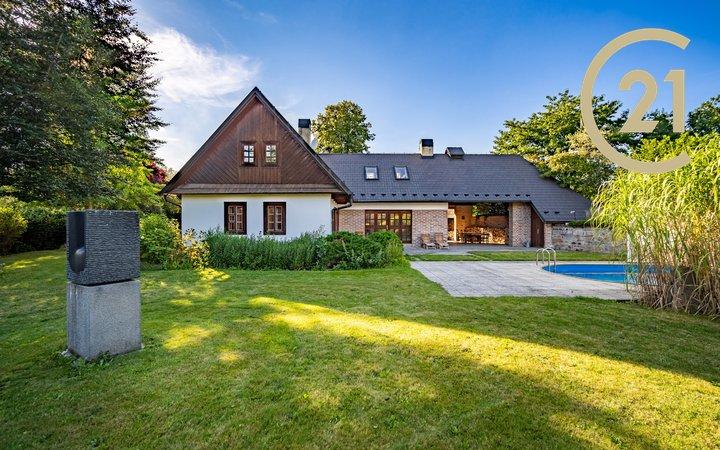 Prodej, Chalupa, 632m² - Sázava - Dojetřice