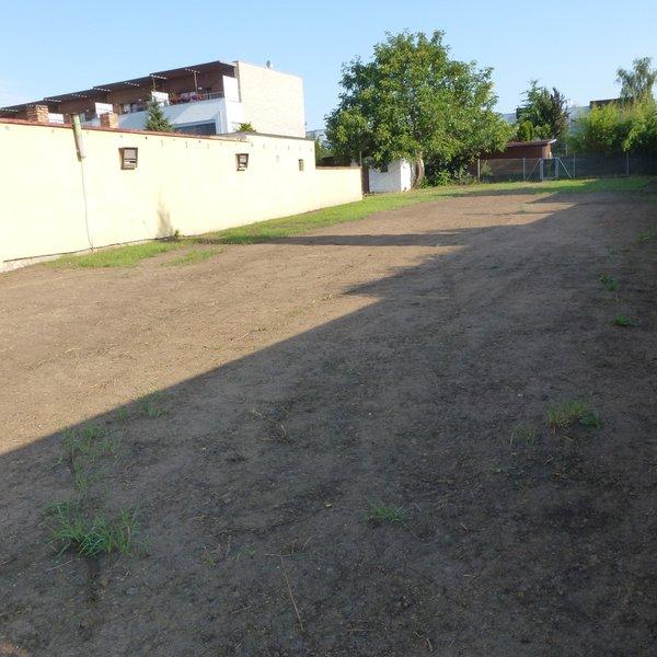 Pronájem pozemku, Horní Počernice
