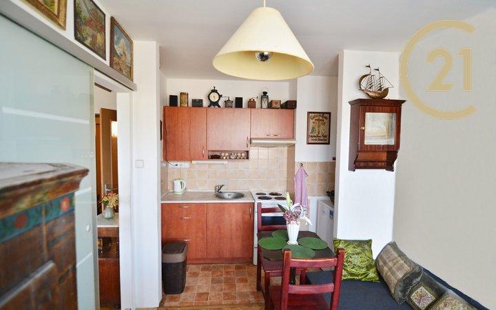 Prodej bytu 2+kk, Praha 8 - Libeň