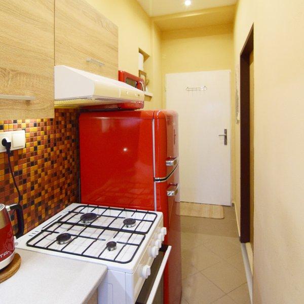 Prodej bytu 1+1, 27 m² - Praha Vršovice