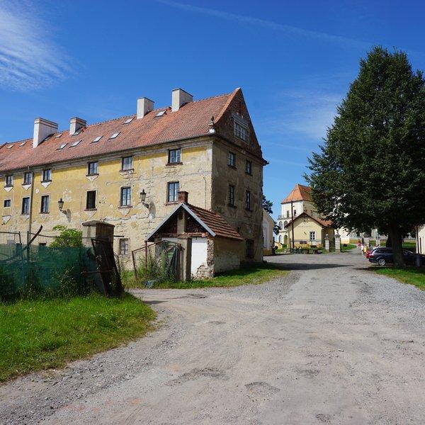 Prodej bytu 2+kk, 88m², Letovice