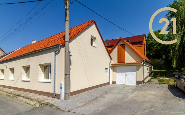 Prodej, Rodinné domy, 90 m², V. Maršnera, Kladno - Dříň