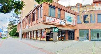 Pronájem obchodních prostor centrum Tivoli, Úvoz