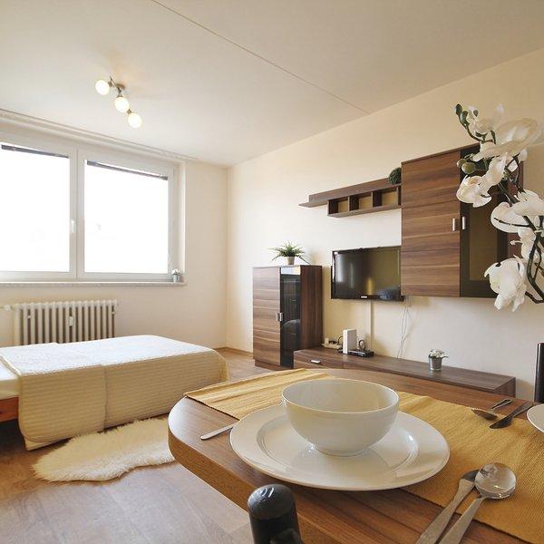 Pronájem hezkého bytu 1+1 28 m²