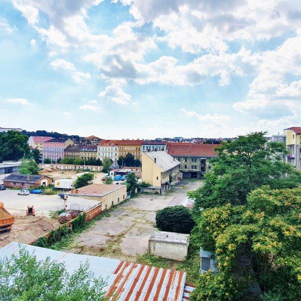 Pronájem bytu pro studenty, Kounicova, Brno