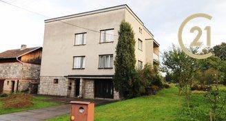 Pronájem bytu 4+1 v rodinném domě Skotnice u Příbora