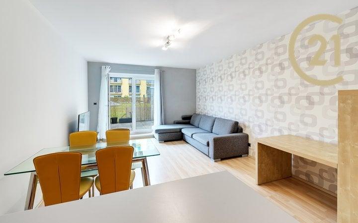 Prodej bytu 2kk/T/GS 108 m2, Praha 9 - Vysočany