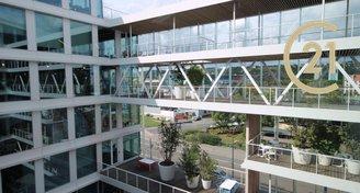 Pronájem, Praha 7 - Holešovice, budova Visionary, 830 m2 kancelářské plochy