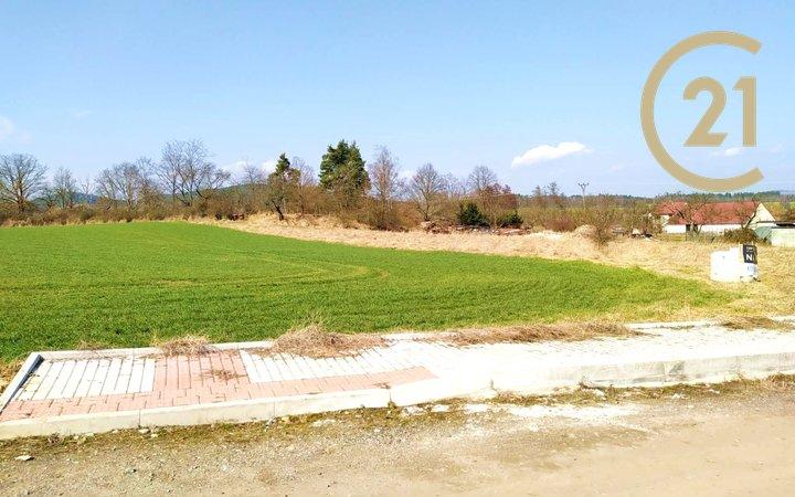 Prodej, Pozemky pro bydlení, 3724m² - Strakonice - Sousedovice