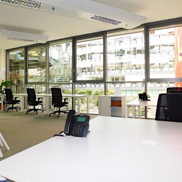 Pronájem kanceláří v budově NILE HOUSE Karolínská 2, Praha 7