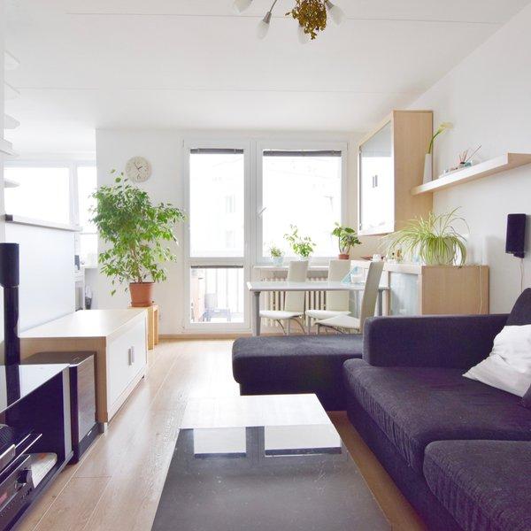 Pronájem krásného bytu 3+kk/L, 63m² Černý Most