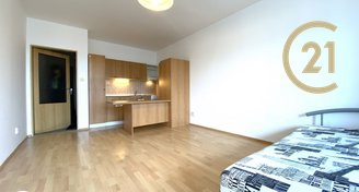 Pronájem, byt 1+kk, 30 m² - Liberec VII-Horní Růžodol