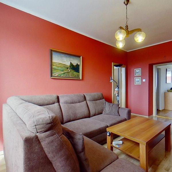 Prodej, Byty 2+1, 58m², s možností garáže a zahrady, Mikulov