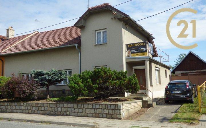 Rodinný dům 4+1, Víceměřice (Nezamyslice) u Kojetína