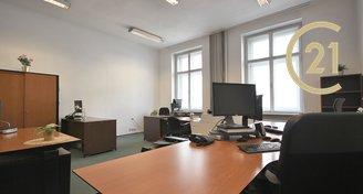 Pronájem krásné kanceláře, Černá Pole