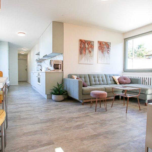 Pronájem, Byty 2+kk, Kompletně zařízený stylový byt s terasou 75 m²