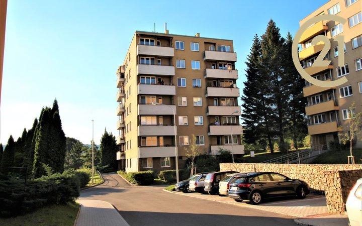 Prodej světlého cihlového bytu 2+1 v Brně - Řečkovicích
