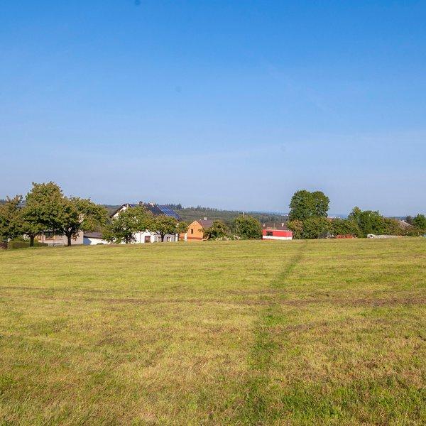 Prodej stavebního pozemku, Těškovice.