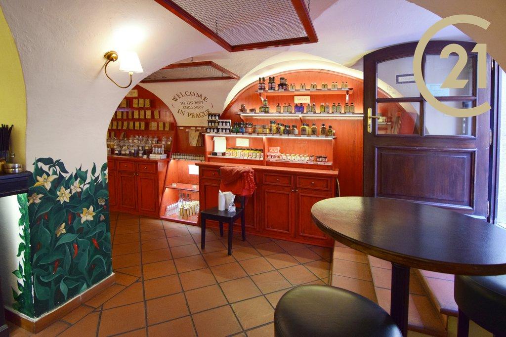 Pronájem restaurace 120 m² - Praha - Staré Město,